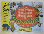Disney Pinocchio half