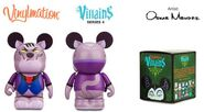 Fat Cat Vinylmation Villains Series 4