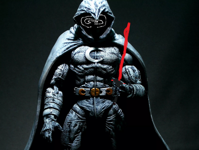 For cody moon knight as kylo ren