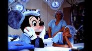 Mickey in hospital 1