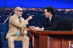Rob Corddry visits Stephen Colbert