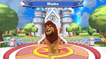Simba Disney Magic Kingdoms Welcome Screen