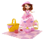 Sofia the First Tea Party Picnic Doll
