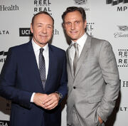 Tony Goldwyn & Kevin Spacey 4th Annual Reel Stories, Real Lives
