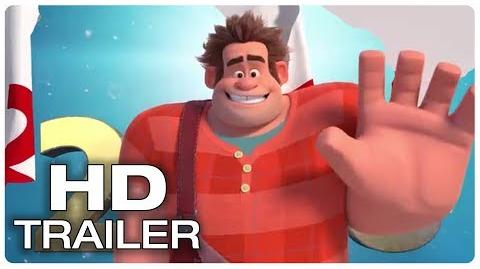 WRECK-IT RALPH 2 Trailer Teaser 1 (2018) Disney Animated Movie HD