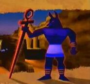 Anubis (Aladdin Nasira's Revenge)