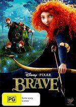 Brave DVD AU