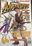 Disney Adventures Magazine australian cover May 1996 Nathan Cavaleri
