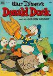 Donald Duck and the Golden Helmet