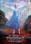 Elsa International Frozen II Poster