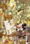 Mickey-Disneycharacters