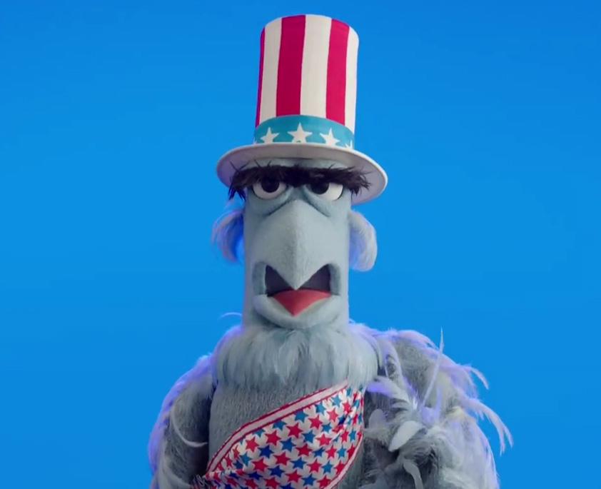 The Muppet Show Sam Eagle