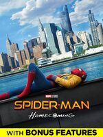 Spiderman Homecoming Amazon Video Bonus