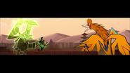 The Sorcerer vs Randy-Randy Cunningham-13th Century Ninja-In side the Nomicon