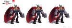 Thor Disney INFINITY concept