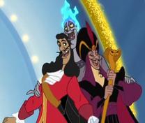 Threevillains
