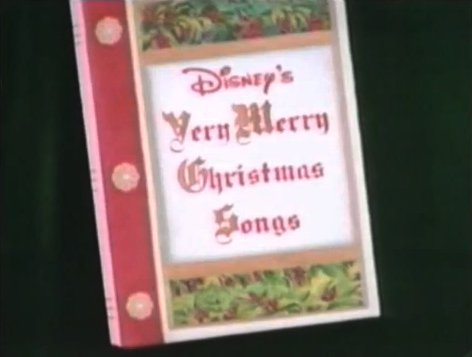 Disney Sing Along Songs: Very Merry Christmas Songs   Disney Wiki ...