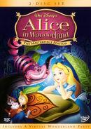 AliceInWonderland MasterpieceEdition DVD