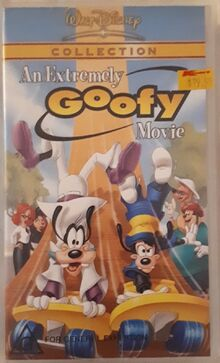 An Extremely Goofy Movie 2003 AUS VHS