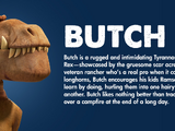 Butch (The Good Dinosaur)/Gallery