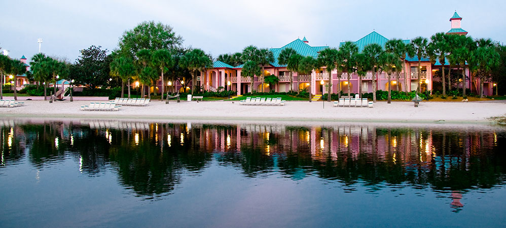 0cc568224 Disney s Caribbean Beach Resort