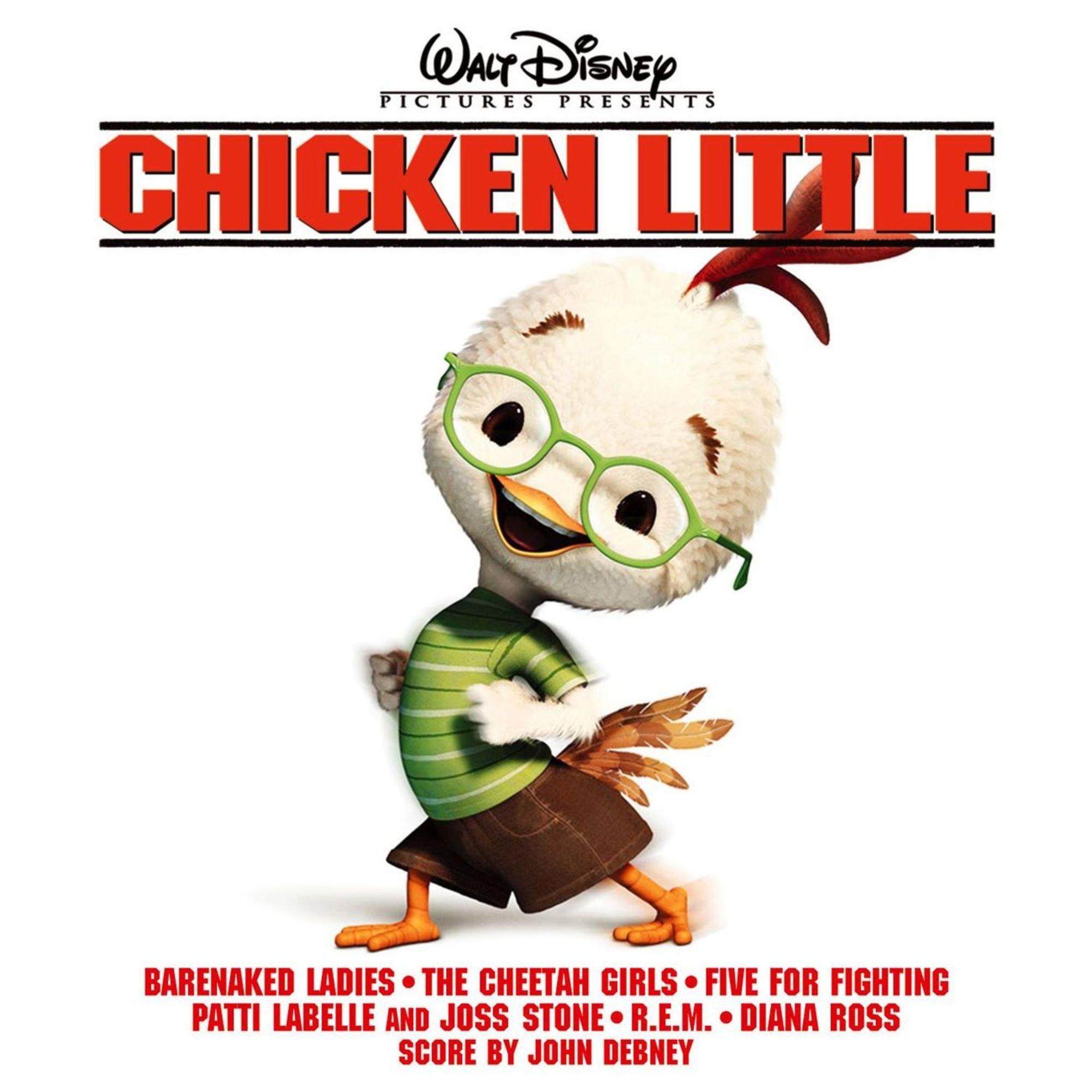 Chicken Little Soundtrack Disney Wiki Fandom Powered