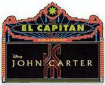 DSF - El Capitan Marquee - John Carter