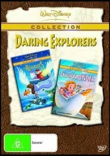 Daring Explorers 2006 AUS DVD