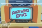 Darkwing Dog logo