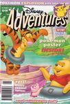 Disney Adventures Magazine cover Australia November 1999 Pokemon