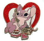 Disney Pin-DSF- Valentine's Day 2011 - Angel-Le 300