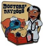 Doctor's Day 2009 (ARTIST PROOF)