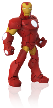 Iron Man Disney INFINITY