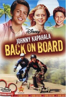 Johnny Kapahala Back on Board DVD