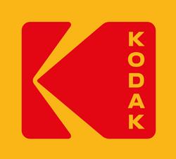Logo of the Eastman Kodak Company