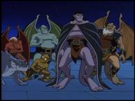 Manhattan Clan (Gargoyles)