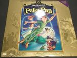 Peter pan 1998 laserdisc