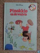 Pinocchio and whale dutch