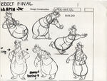 TaleSpin Concept - Baloo 2