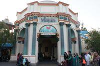 The Little Mermaid - Ariels Undersea Adventure building (wide)