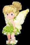 Tinker Bell Costume Kingdom Hearts χ