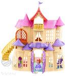 Toy Fair 2013 Mattel Disney Sofia the First Magical Talking Castle