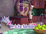 Vee is for Valentine