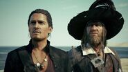 Will and Barbossa KHIII