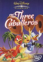 3 caballeros uk dvd