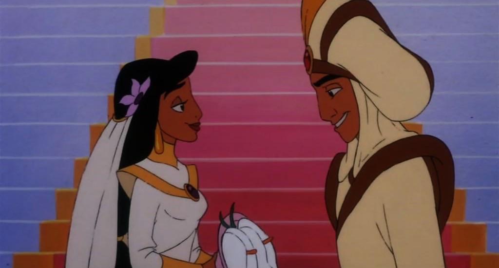 How old is aladdin and jasmine