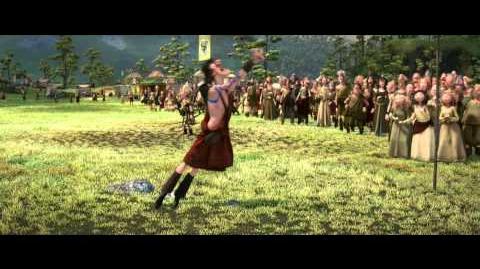 Brave (Indomable) Juegos de verano Disney · Pixar Oficial