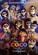 Coco Adventure Poster
