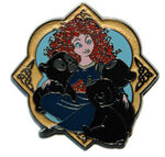 DLP - Brave - Booster Set - Merida and Triplet Cubs