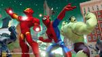 Disney INFINITY Superheroes toy box